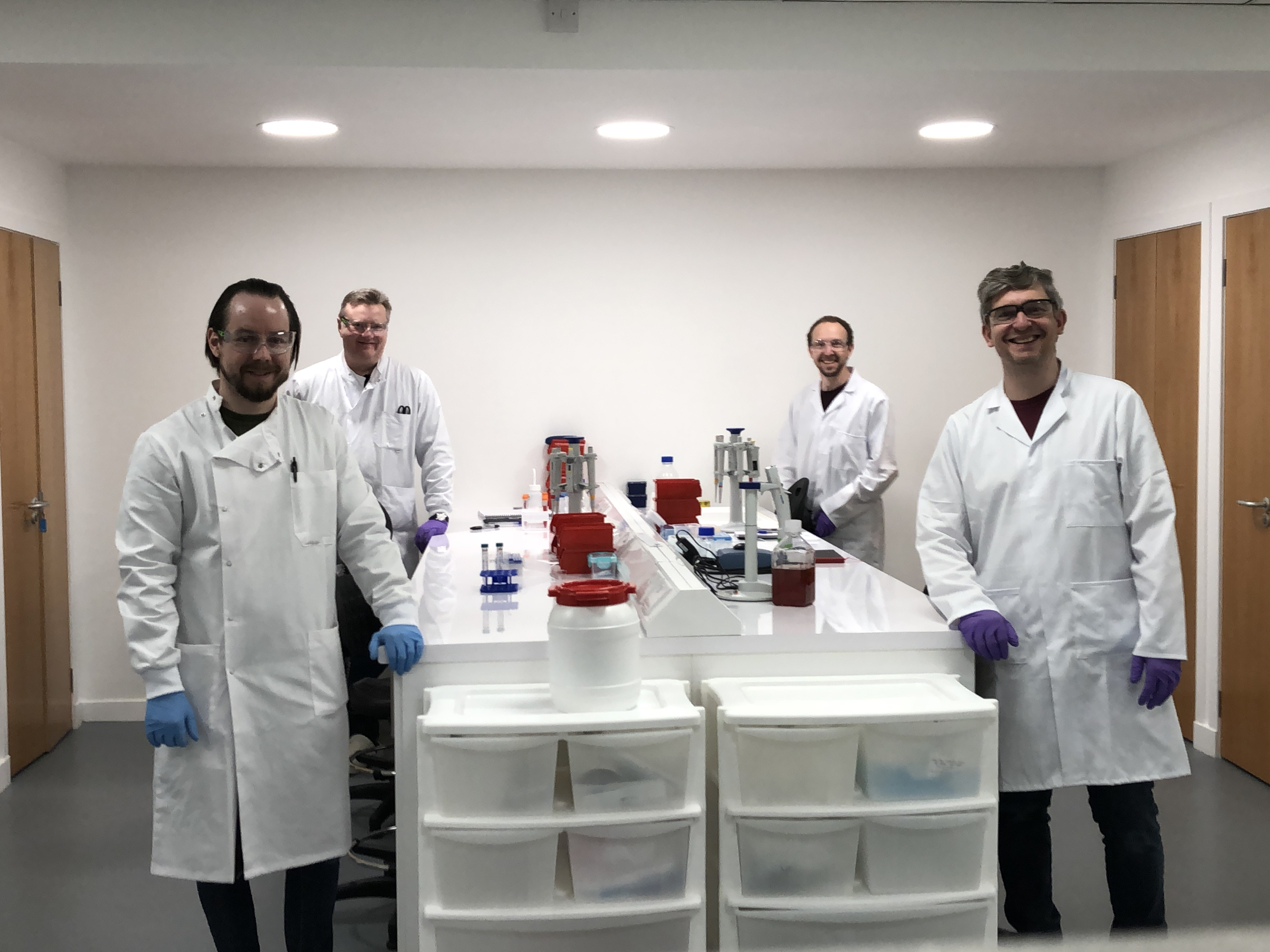 Lateral Dx Moves To New Facility to Accommodate COVID-19 Demand